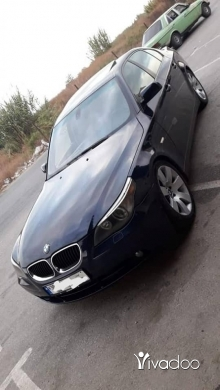 BMW in Tripoli - bme serie 5