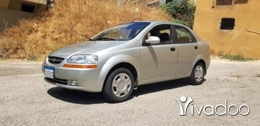 Chevrolet in Beirut City - Chevrolet Aveo 2005/full option