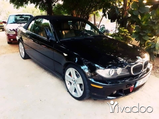 BMW in Beirut City - Bmw 325ci convertible
