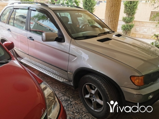 BMW in Beirut City - X5 2001 ndef