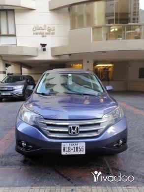 Honda in Beirut City - CRV EX 2012 CLEAN CAR FAX FULL OPTION