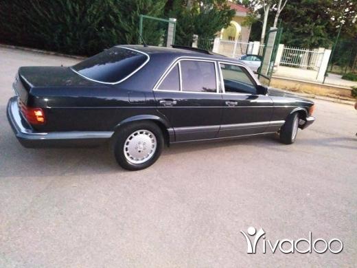 Mercedes-Benz in Zahleh - مرسيدس ٣٠٠ موديل٨٨ انقاض