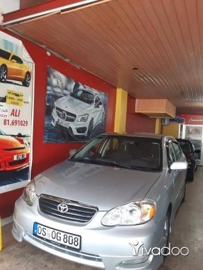 Toyota in Ghaziyeh - toyota