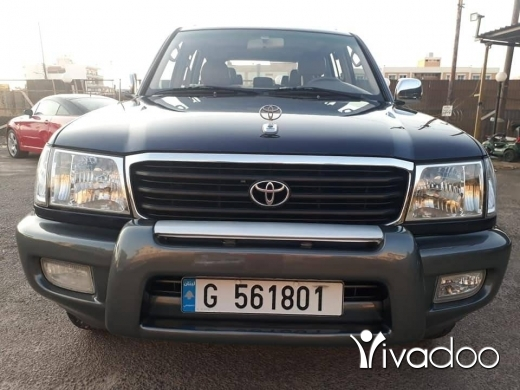 Toyota in Mina - Land cruiser 2002 8cylindre full option