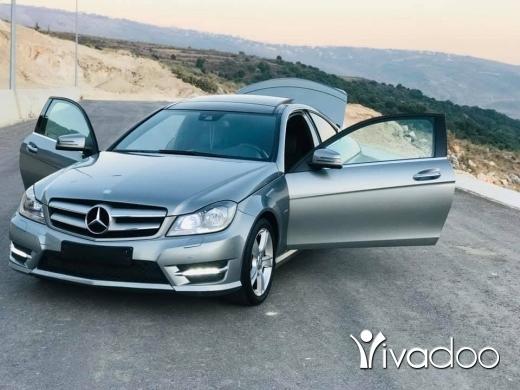 Mercedes-Benz in Nabatyeh - C250 turbo 2012