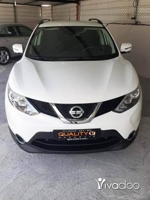 Nissan in Port of Beirut - Nissan Qashqai 2015
