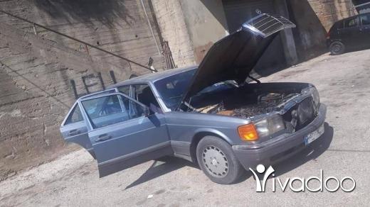 Mercedes-Benz in Beirut City - مرسيدس 300