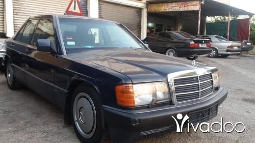 Mercedes-Benz in Minieh - E 190 92(4cylender)