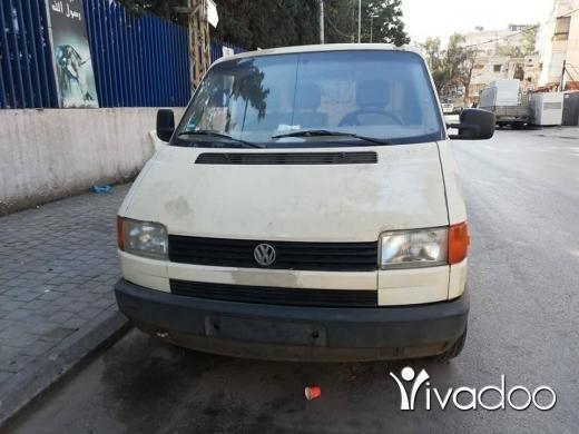 Vans in Nabatyeh - فان فولكس فاكن