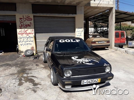 Volkswagen in Nabatyeh - Golf