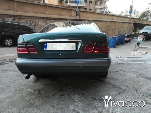 Mercedes-Benz in Abou Samra - mercedes