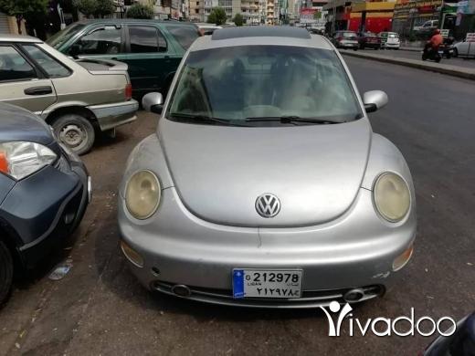 Volkswagen in Nabatyeh - بيتل موديل ٢٠٠١