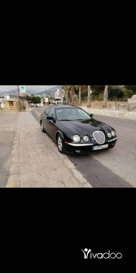 Jaguar in Port of Beirut - Car