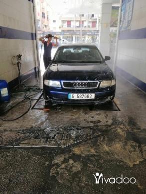 Audi in Saida - اودي A4 ٩٦ للايجار باليوم والجمعه