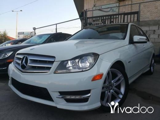 Mercedes-Benz in Beirut City - C250 2012 white