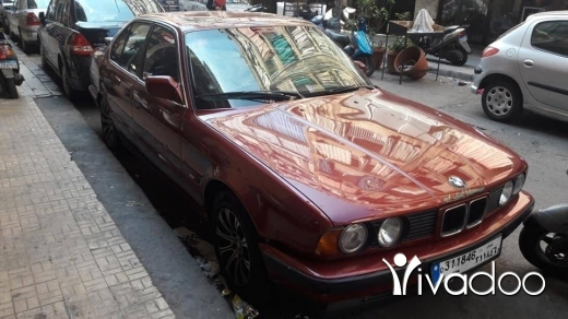 BMW in Beirut City - BMW 520 M:90