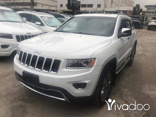 Jeep in Beirut City - 2014 Jeep Grand Cherokee Limited
