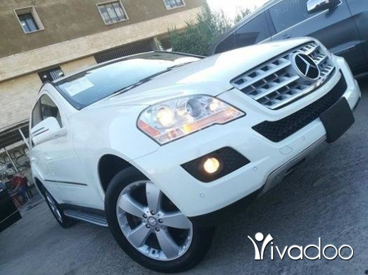 Mercedes-Benz in Zahleh - ML350 2011 full options☎️76870244