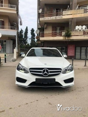 Mercedes-Benz in Tripoli - E 350
