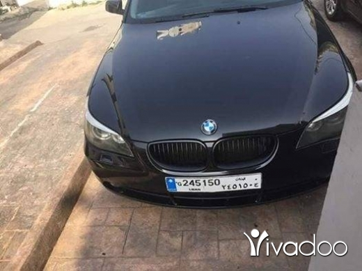 BMW in Zouk Mosbeh - A 525 bmw 2004