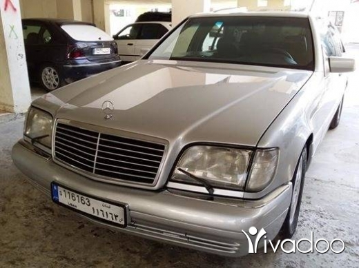 Mercedes-Benz in Tripoli - Car