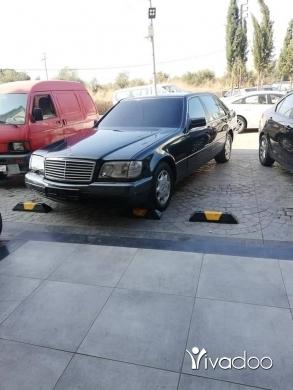 Mercedes-Benz in Port of Beirut - 500 SEL