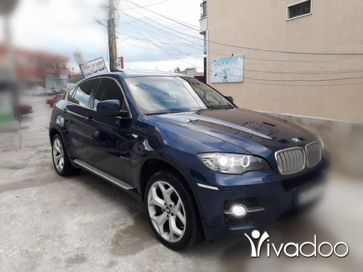 BMW in Port of Beirut -  x6 bmw