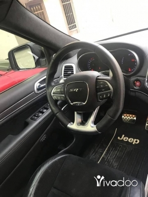 Jeep in Beirut City - Grand cherokee SRT mod 2015 .