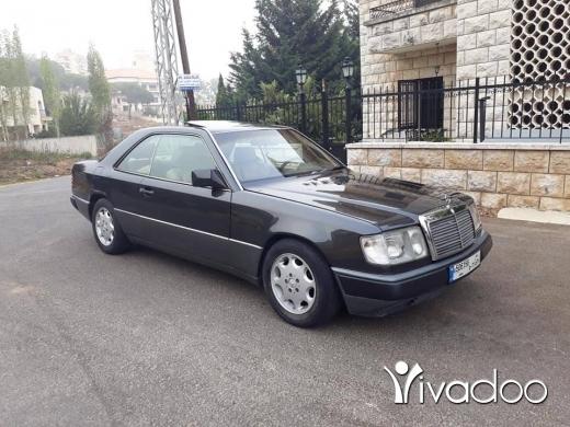 Mercedes-Benz in Beirut City - Mercedes 230ce model 1992 super clean