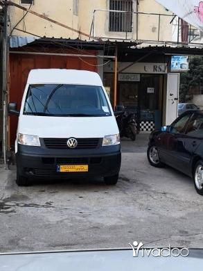 Volkswagen in Tripoli - بواسطة فولز t5 2006