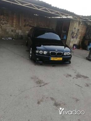 BMW in Tripoli - 530f mod 2003