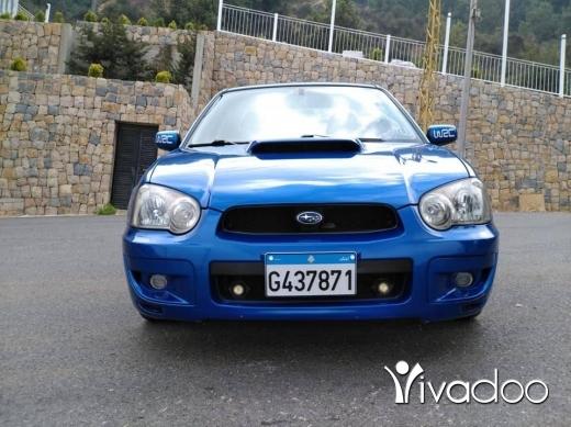 Subaru in Beirut City - Subaru WRX in very good condition