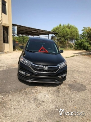 Honda in Sour - Honda crv 2016