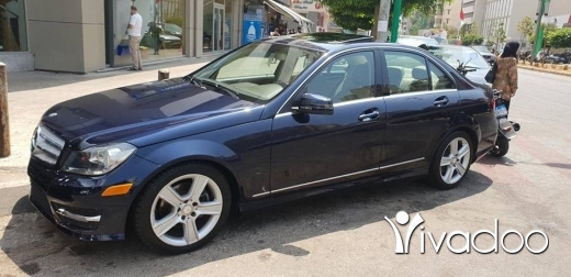 Mercedes-Benz in Beirut City - C250 ٤ سيلندر model 2013