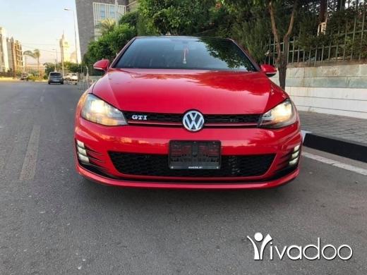 Volkswagen in Beirut City - Golf GTI