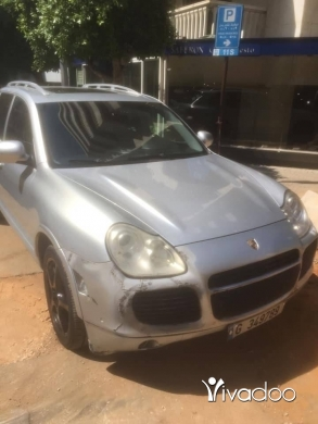 Porsche in Beirut City - Porshe cayenne for sale ndife