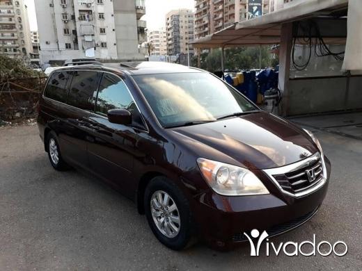 Honda in Beirut City - For sale Honda odyssey modell 2009 EXL ajnabi full option