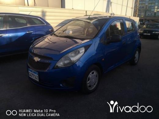 Chevrolet in Beirut City - Chevrolet spark model: 2011 (vitess)