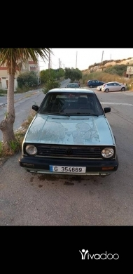 Volkswagen in Chekka - Golf 2