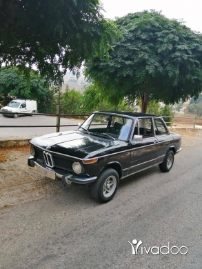 BMW in Nabatyeh - 2002. 1972