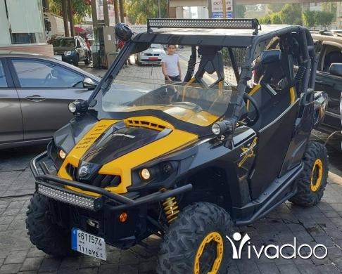 Other in Port of Beirut - Can-am Commander UTV