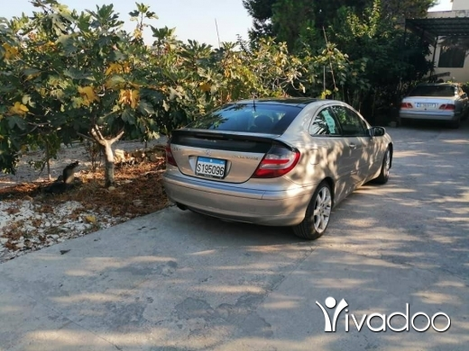 Mercedes-Benz in Saida - Mercedes Benz C230