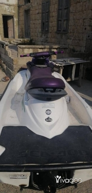 Boats, Kayaks & Jet Skis in Beirut City - Seadoo bombardier gti 720cc mod 2002