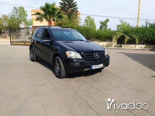 Mercedes-Benz in Tripoli - Ml 350 2006 full option
