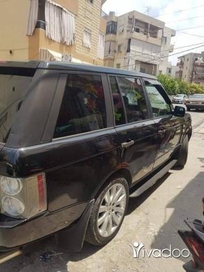 Rover in Port of Beirut - Range