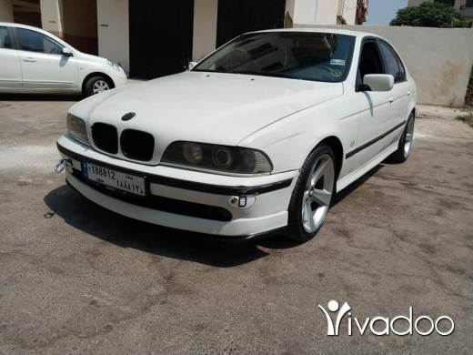 BMW in Abou Samra - 1998.bmw