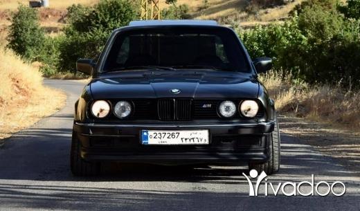 BMW in Tripoli - syara mzanyet l8mi kemli zweyd boya