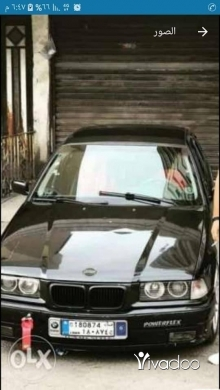 BMW in Beirut City - 325 Model 94