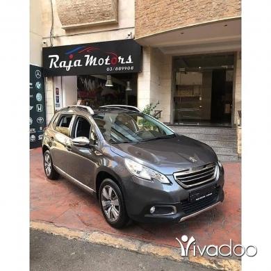 Peugeot in Beirut City - Peugeot 208 2016
