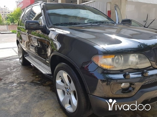 BMW in Saida - X5 2005 8 سلندر
